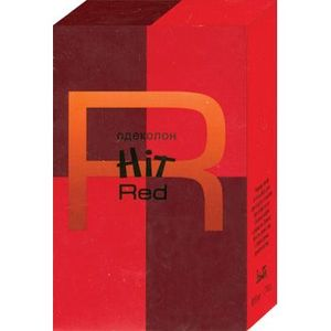 Dzintars Одеколон Hit Red. 50 ml