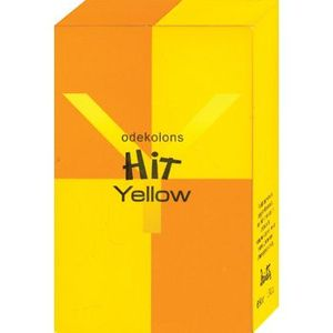 Dzintars Одеколон Hit Yellow. 50 ml