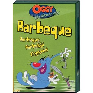 Oggy and the Cockroacnes Barbeque  DVD
