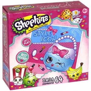 "Shopkins. Пазл-64 ""Style icon"""