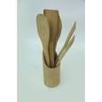 :  - Комплект деревянных лопаток 5 шт.